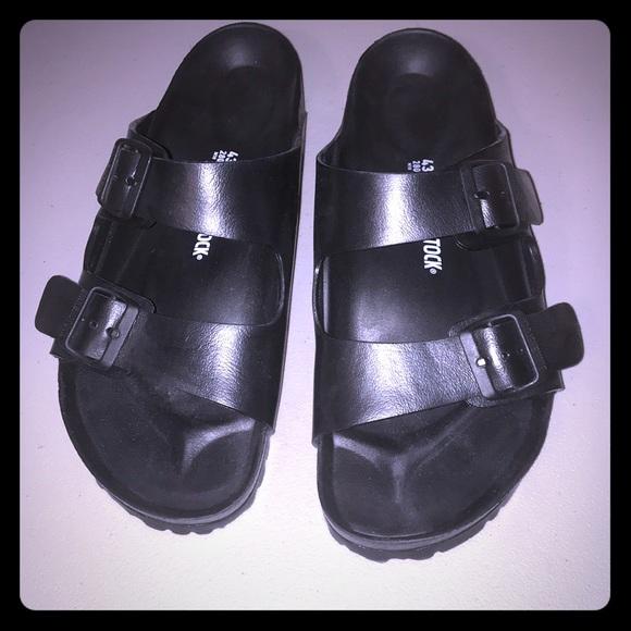 f75a6f6f30a2 Birkenstock Other - Men s Black Birkenstock Sandals! NWOT